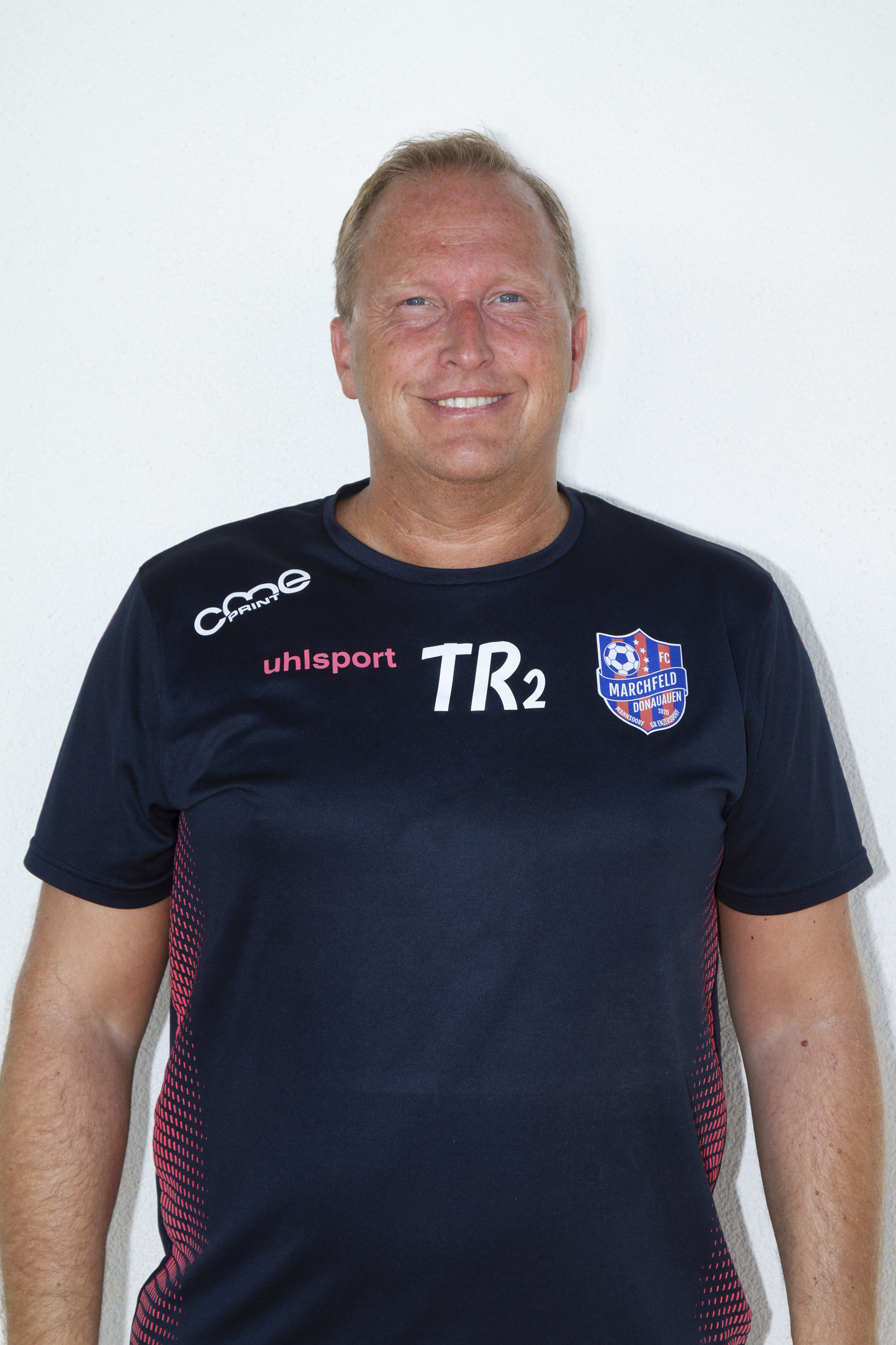 Rene Fellner - CO-Trainer - FC Marchfeld